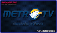 LIVE STREAMING METRO TV ONLINE
