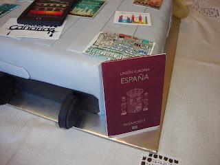 Pasaporte de fondant