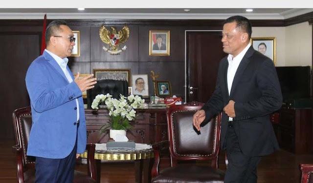 Zulkifli Hasan Pastikan Gatot Telah Gabung Timses Prabowo-Sandiaga