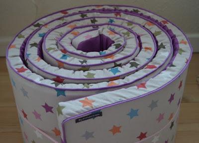 Baby Bed Bumper Bysundstr 246 M