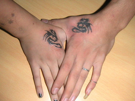Cool Small Dragon Tattoos Ideas For Men