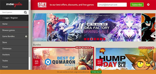 Indie Gala: Sites Like Humble bundle: eAskme