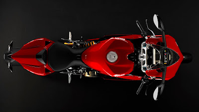 Ducati 1299 Panigale S top view image