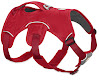 RUFFWEAR NEW 2017 RED WEB MASTER DOG HARNESS ♦ SECURE REFLECTIVE SUPPORTIVE MULTI USE ♦ ALL SIZES (Large / XL)