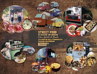 Street Food 8 Maggio Pessano con Bornago