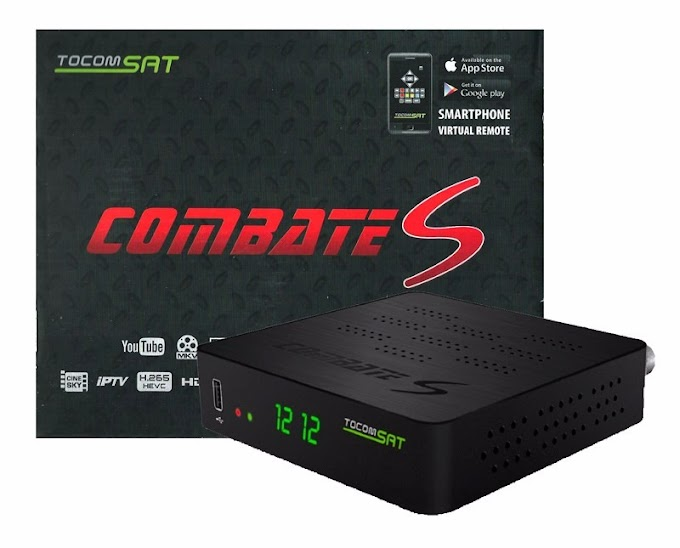 RECOVERY POR USB TOCOMSAT COMBATE S – 30/09/2016