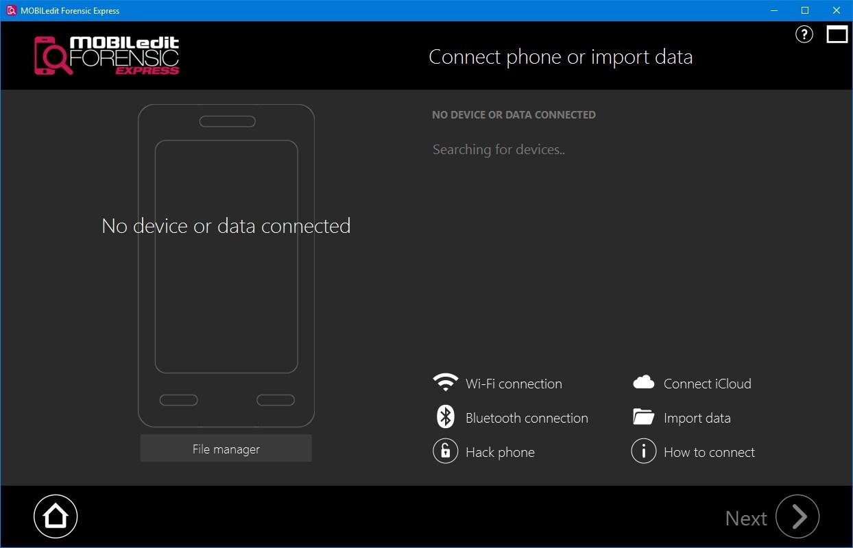 phone forensics express activation key