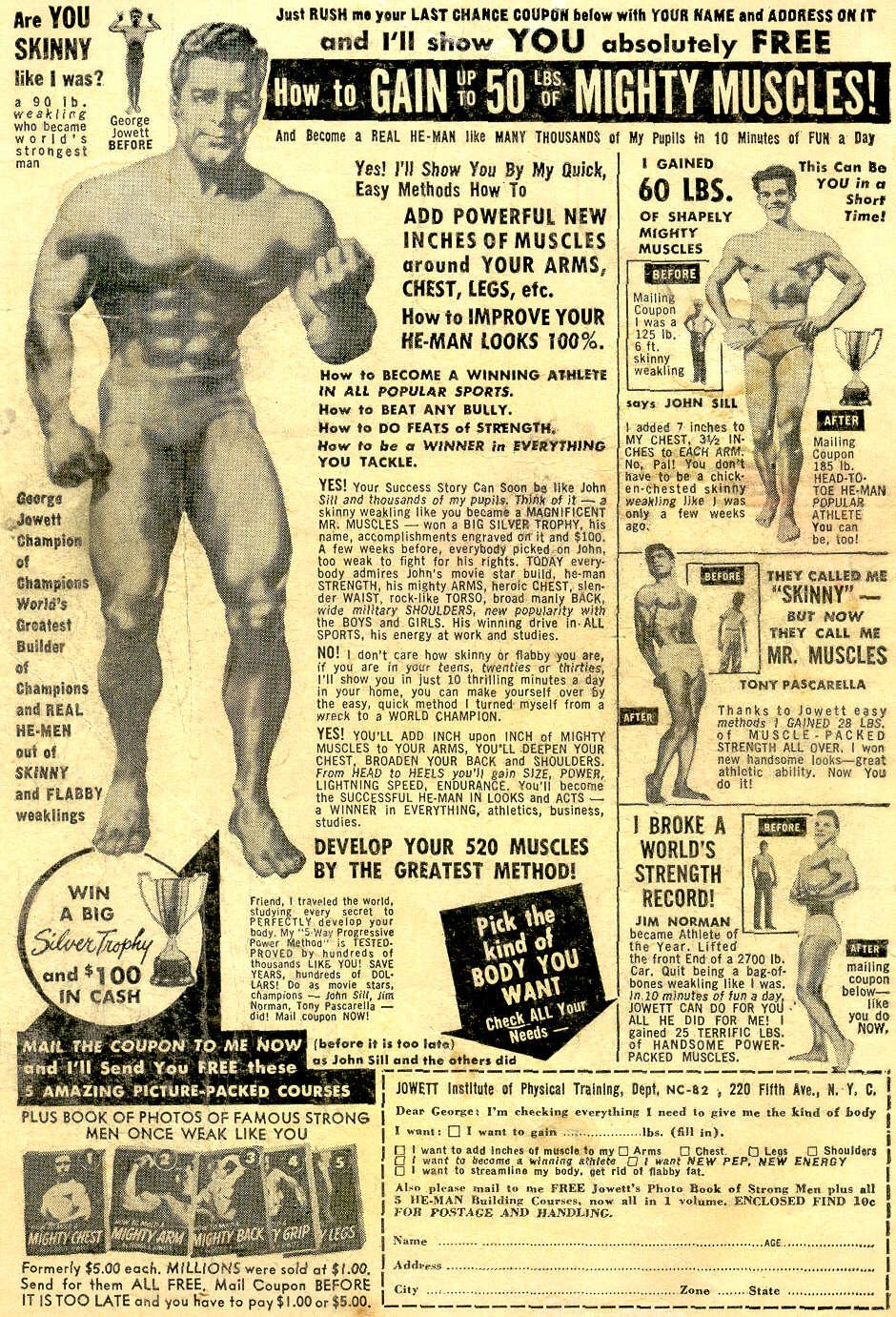Strange Adventures (1950) issue 89 - Page 2