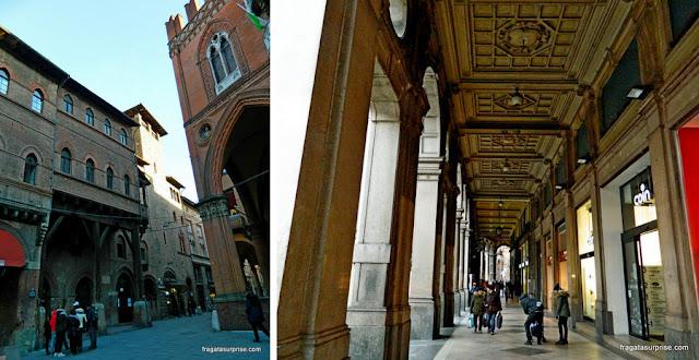 Centro Histórico de Bolonha, Itália
