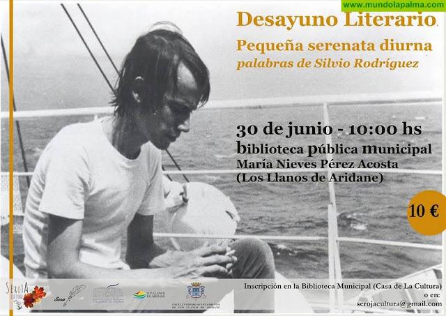 Desayuno Literario en Los Llanos de Aridane