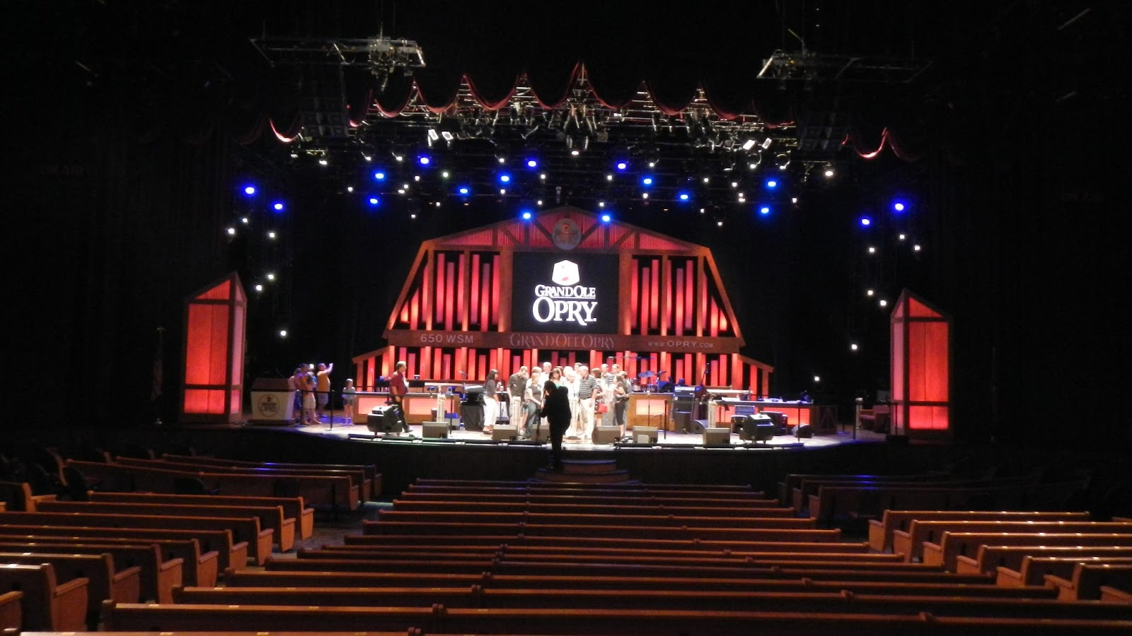 The Grand Ole Opry House Tour