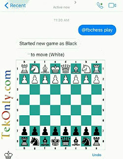 facebook par chess game kaise khele, faceboom messenger me chess game kaise khelte hai