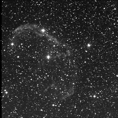 RASC Finest diffuse nebula NGC 6888 luminance