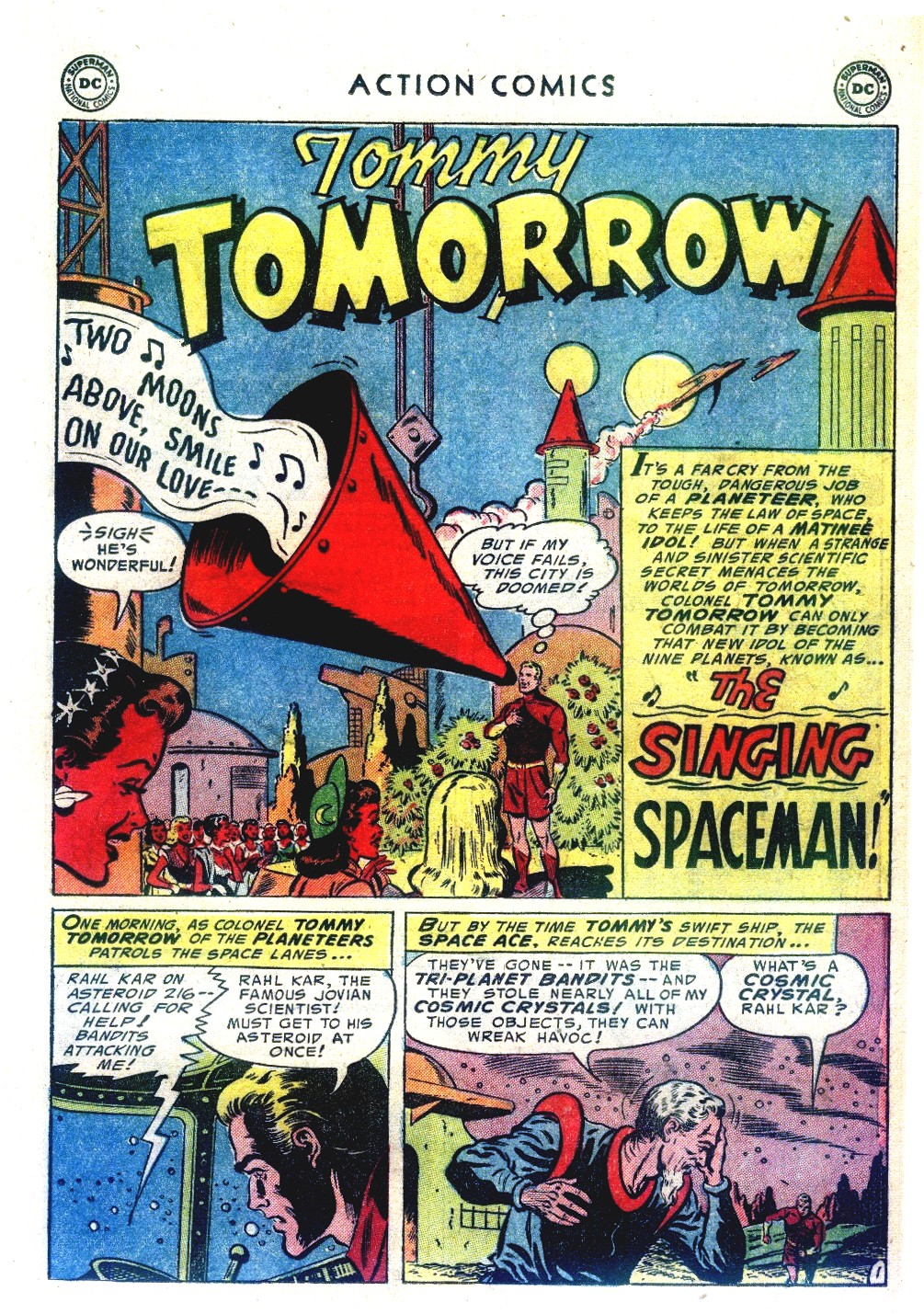 Read online Action Comics (1938) comic -  Issue #192 - 25