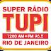 Ouvir a Super Rádio Tupi FM 96,5 do Rio de Janeiro RJ  ao Vivo e Online
