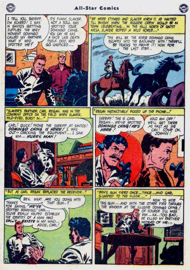 Read online All-Star Comics comic -  Issue #54 - 46