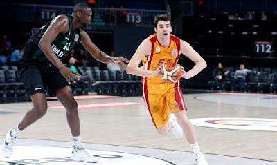 Emir Preldzic - Galatasaray Odeabank