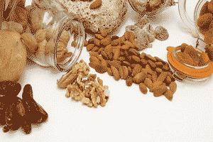 Ejemplos de frutos secos