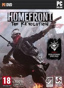 Homefront The Revolution Full Version (PLAZA)