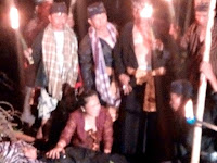 Syuting Film Saridin Diganggu Gaib, Pemeran Kesurupan & Sound Terbakar!