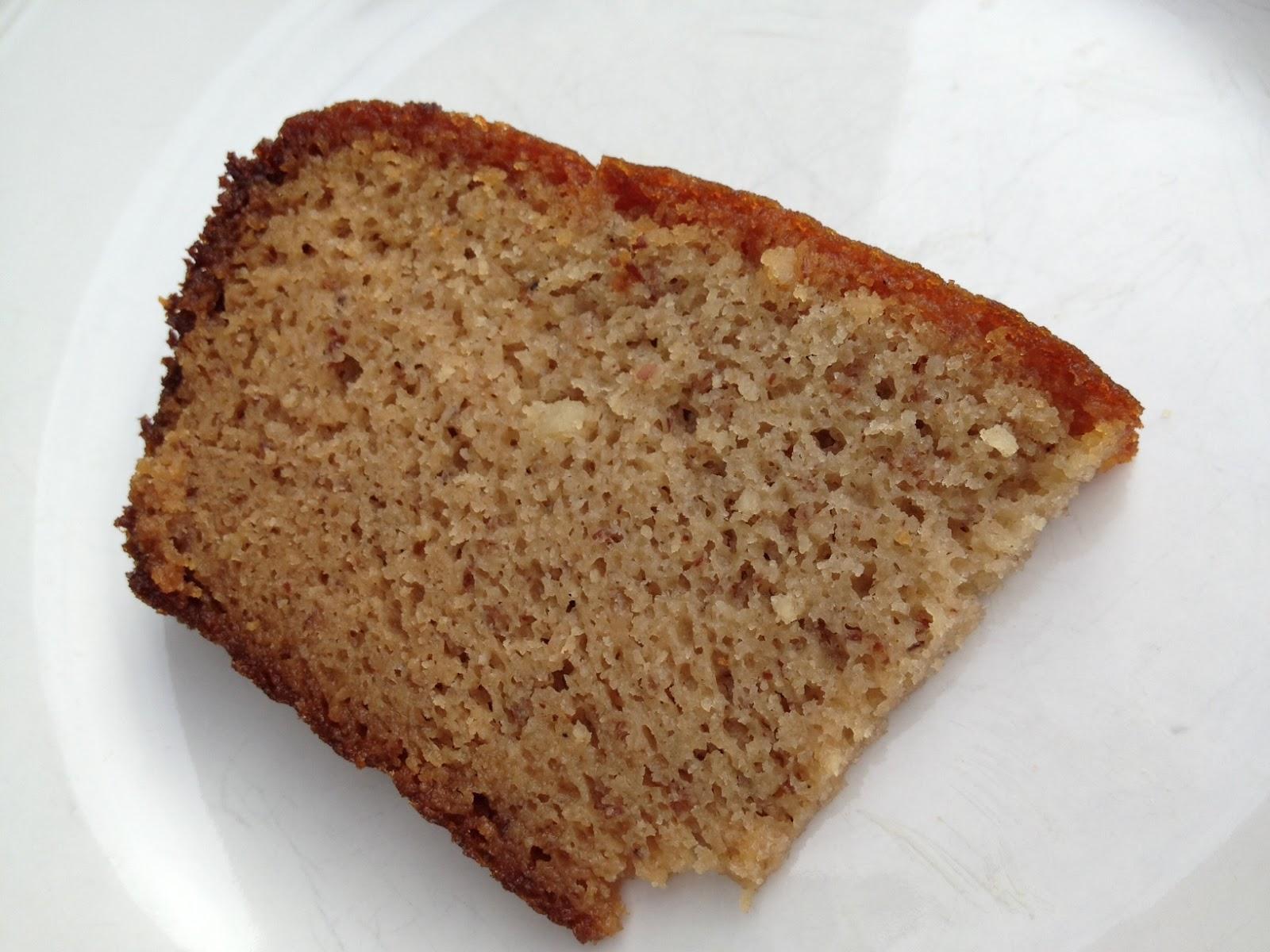 Paleo Vanilla Cake Coconut Flour