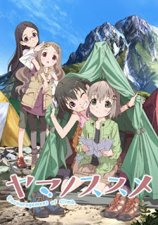 Animes parecidos com Yuru Camp