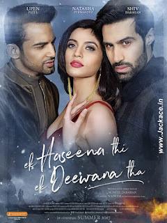 Ek Haseena Thi Ek Deewana Tha First Look Poster