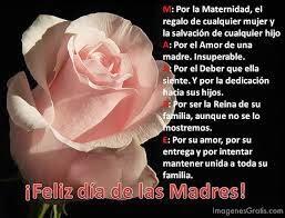Frases para dedicar el dia de la mafre, imagenes para la mujer y el dia de la madre - mensajes para las madres