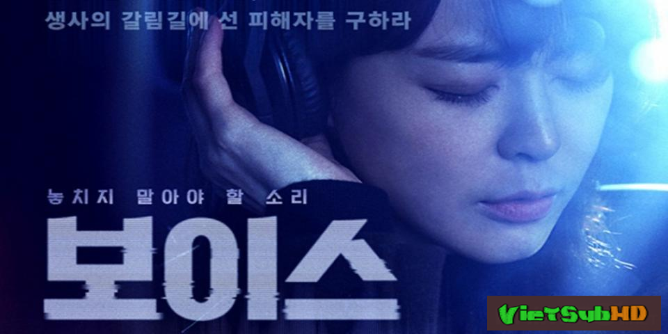Phim Giọng Nói Hoàn Tất (16/16) VietSub HD   Voice 2017