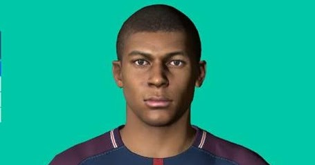 PES 2017 Faces Kylian Mbappe by Ben Hossam FaceMaker ~ SoccerFandom
