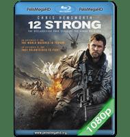 12 VALIENTES (2018) 1080P HD MKV ESPAÑOL LATINO