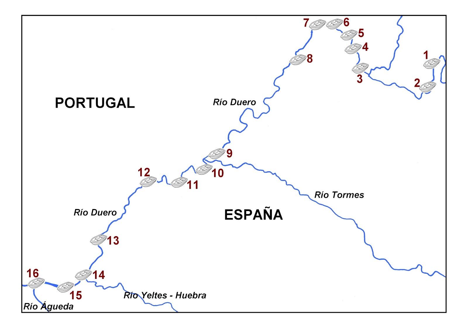 Historia Desde Benavente El Cruce Del Duero En Fermoselle