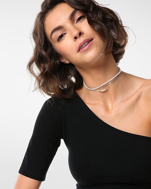 Moda Top Cropped Um Ombro Só