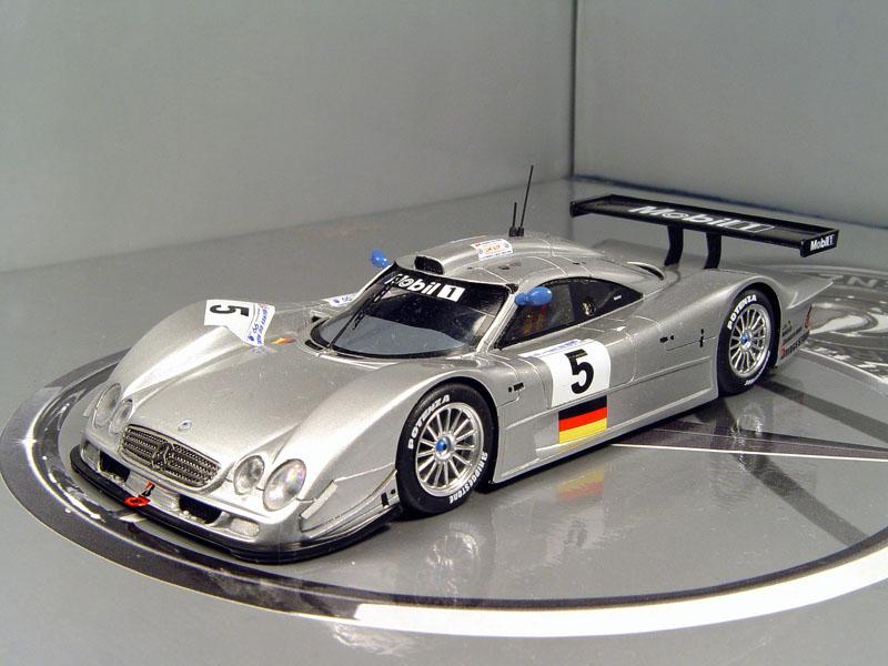 Classic Cars Authority: 1999 Mercedes CLR Le Mans