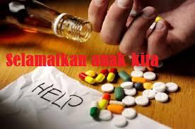 Sayangi Anak Kita Hindarkan Dari Narkoba
