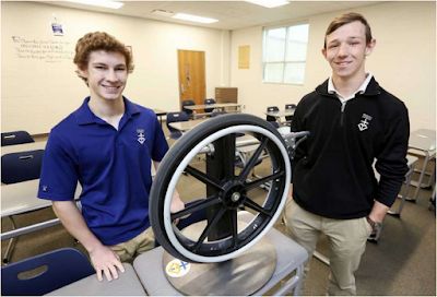 high_school_seniors_in_wheelchair_business