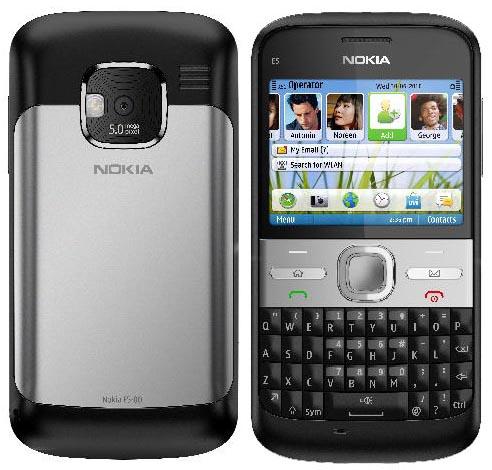 free software for nokia e5 mobile