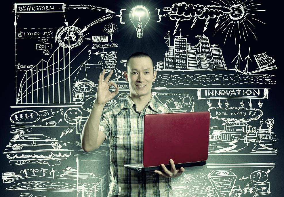Economic Envy - Millennials Entrepreneurship Ascending [INFOGRAPHIC]