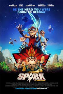 Spark: A Space Tail (2017) Full Movie