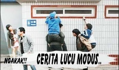"""Carita sunda lucu pikaseurieun bahasa sunda """"MODUS ANAK STM!"""""""