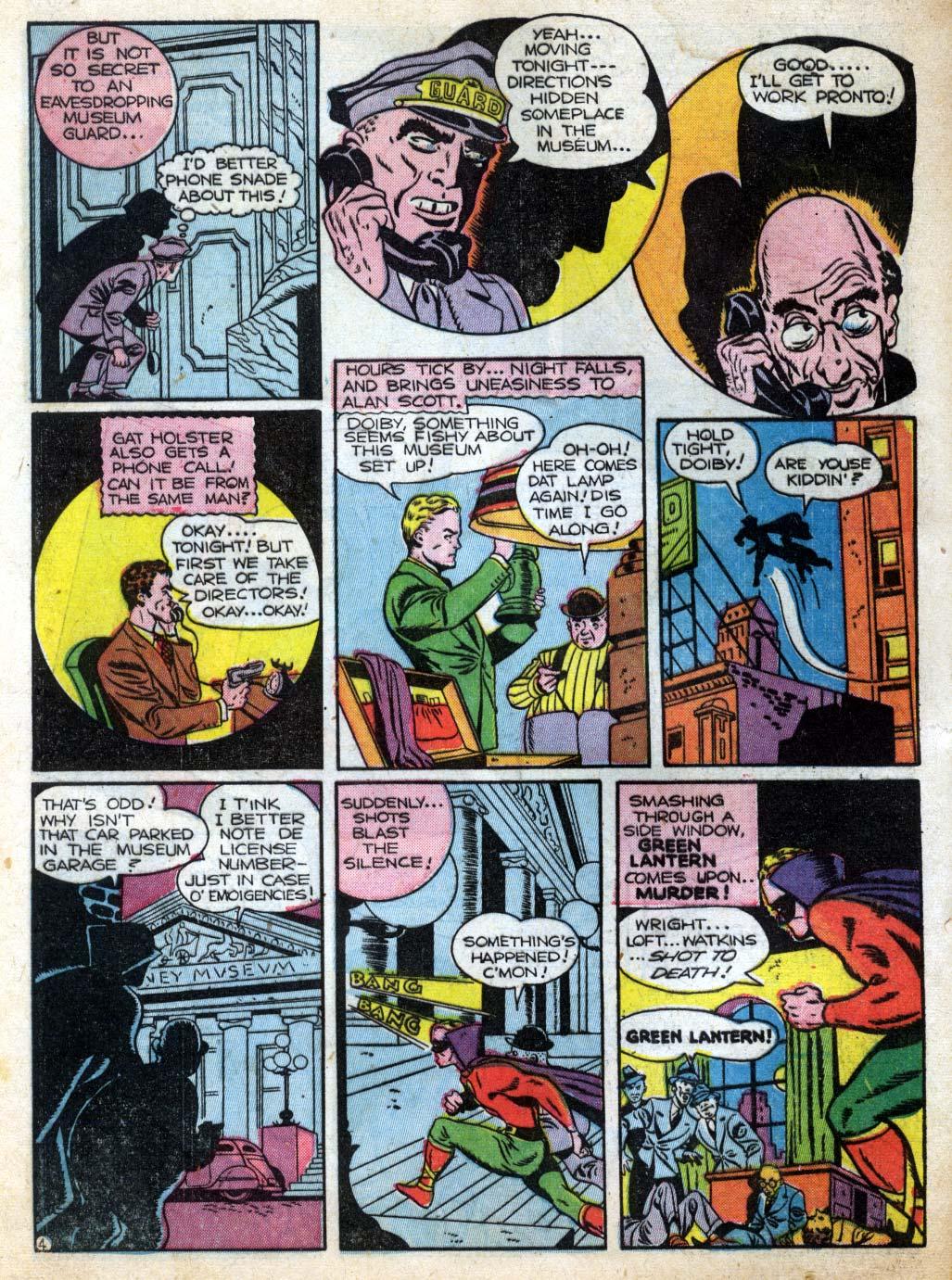 Read online All-American Comics (1939) comic -  Issue #54 - 6