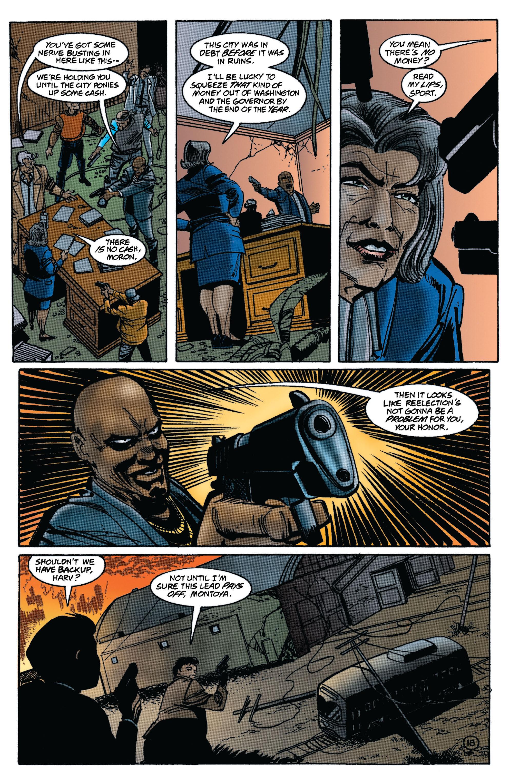 Detective Comics (1937) 721 Page 17