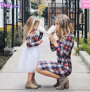 https://www.popreal.com/Products/mom-girl-plaid-tulle-matching-dress-6695.html?color=red