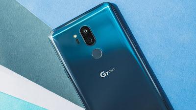 Sectoredwin - Harga dan spesifikasi lengkap LG G7 ThinQ