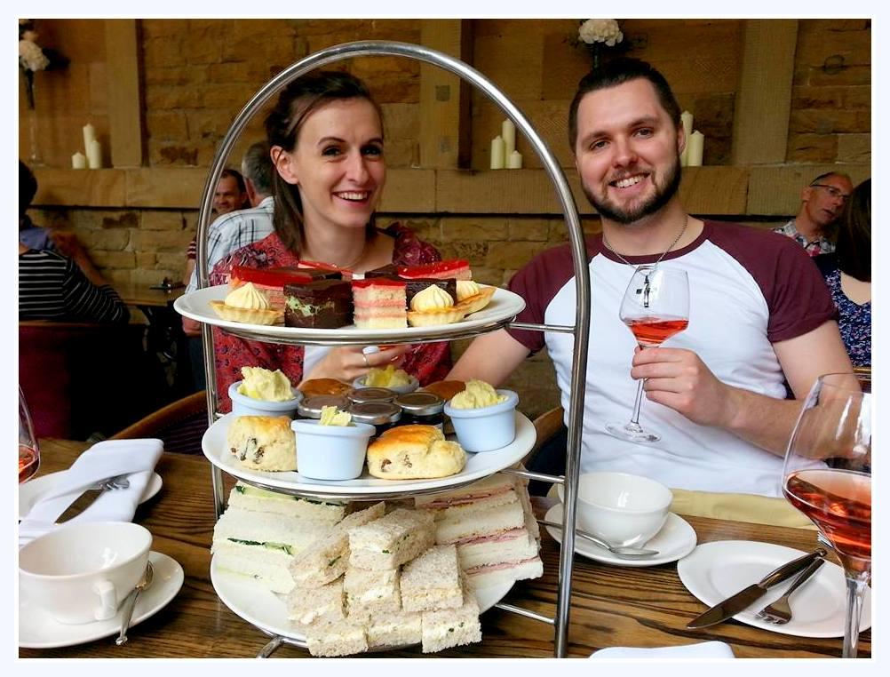 Afternoon Tea At Chatsworth House Derbyshire Carpe