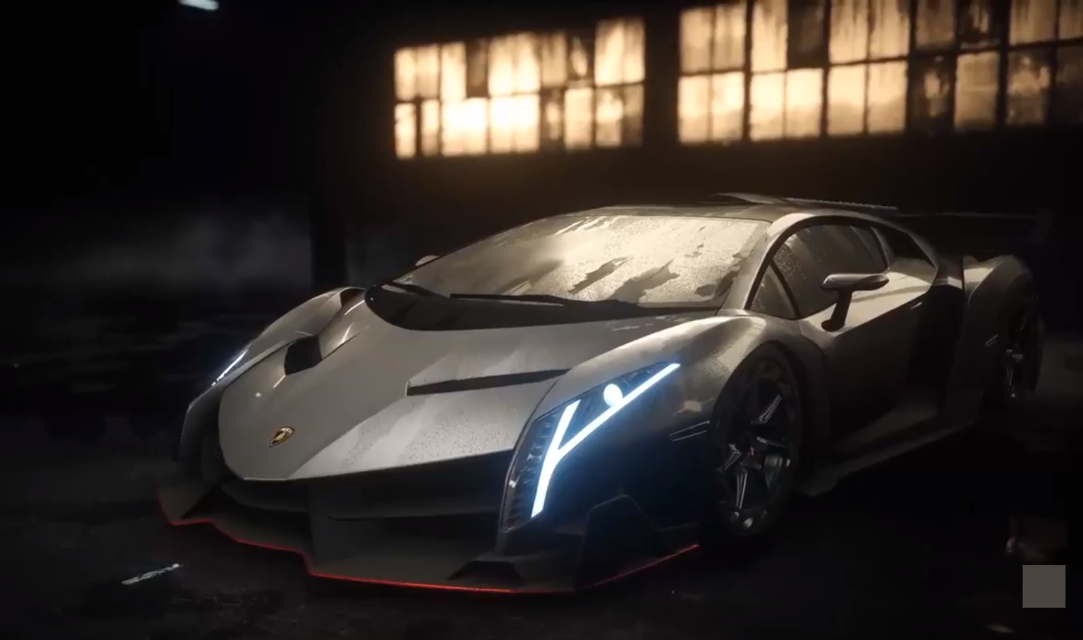 NFS Lamborghini Veneno Wallpaper Engine Free
