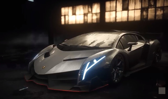 Lamborghini Veneno Wallpaper Engine