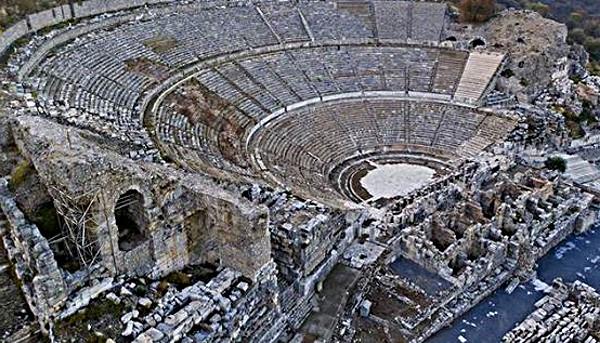 Efes Ephesos Antik Kenti Nerededir Hangi Ilimizdedir Tarihi Ve