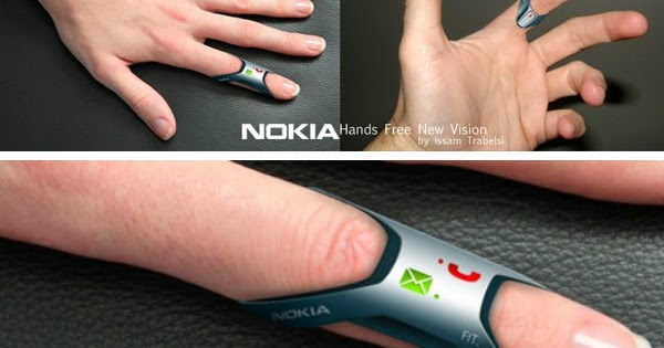 Nokia FIT  HandsFree CellPhone  Spicytec