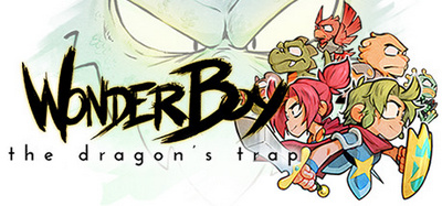Wonder Boy The Dragons Trap-SKIDROW